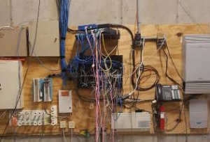 wiring clean up